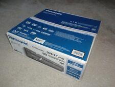Panasonic dmr-ez49v Dvd-Recorder/VHS-Video Recorder, Black, ovp&neu 2j. GARANZIA