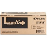 Kyocera TK5152K Tk-5152k Black Toner Cartridge For Use In Ecosys M6035cidn