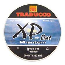 Trabucco Sea Fishing Line  300M 18.7lb 8.5kg  XP Phantom