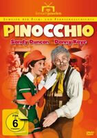 PINOCCHIO (FERNSEHJUWELEN) - KAYE,DANNY/DUNCAN,SANDY   DVD NEUF