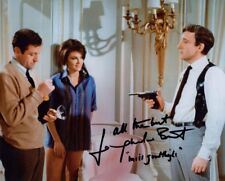 JACQUELINE BISSET IN PERSON SIGNED PHOTO FROM THE 1964 FILM CASINO ROYALE