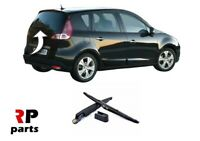 FOR RENAULT SCENIC 2009 - 2013 NEW REAR WIPER ARM WITH 302 MM BLADE