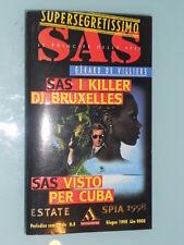 Gerard De Villiers - Sas / Supersegretissimo n° 8 -  Estate Spia 1998