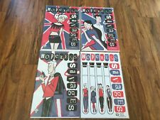 ONI Comics - Hopeless Savages - Issues 1 thru 4 :: 9.0 VF/NM