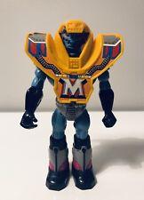 MOTU KO X CHANGERS MX SPACE ROBOTS MASTER BOLT 1980s SUNGOLD ACAMAS RARE