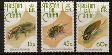 TRISTAN DA CUNHA SG539/41 1993 INSECTS MNH