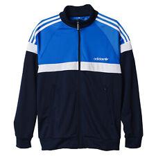 adidas Originals Itasca TT Herren Track Top Sportjacke Beckenbauer Jacke Navy