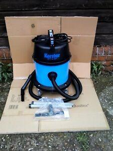 Kerstar KV25 1 W/D Commercial Wet Vacuum Cleaner C/W Tools Free Post