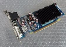 256MB Asus EN6200LE TC256/TD/64M/A GF 6200 LE VGA/DVI/COMP PCI-e Graphics Card