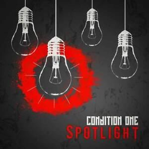 CD Condition One - Spotlight - Electro - Digi-Pack - And One - neuwertig
