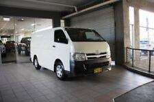 HiAce Van Diesel Passenger Vehicles