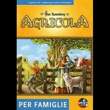 Agricola per Famiglie, Gioco da Tavola, Nuovo by Uplay, Edizione Italiana