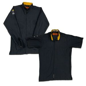 Red Kap Work Shirt Specialty Auto Mechanic Technician Ripstop 2 Pocket Uniform