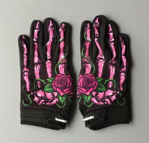 Ghost hand motocycle Sports Gloves Cycling MTB XC Bike Full Finger Glove M L XL
