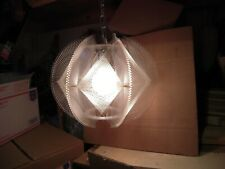 Mid Century Modern SWAG STRING Light HANGING ~Paul Secon Sompex ?