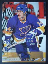 NHL 186 Kevin Miller St. Louis Blues Fleer Ultra 1994/95