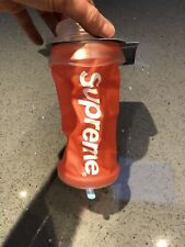 Supreme X Hydra Pack Water Bottle 1 Litre Red FW20 BNWT Free P&P