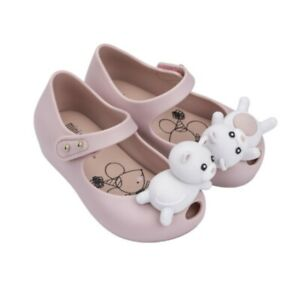 Baby Mädchen Sommer Sandalen süße Katzenfigur Kitty rosa 22/23 13 cm wasserfest