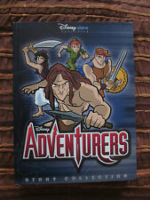 DISNEY ADVENTURERS Story Collection Hardbound Book