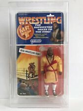 "1985 Ultra RARE Galoob 6"" Mr T BA Wrestling Action Figure (WWF) A-Team"