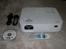 NEC NP-M362X HDMI LCD Projector XGA Data/Computer/Video/HD/HDTV - 3600 Lumens!