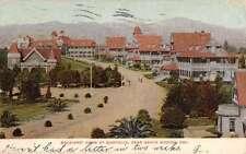 Santa Monica California Soldiers Home Sawtelle Antique Postcard K56206