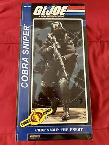 GI Joe Cobra Enemy Action Figures @ 2008 4 chaque