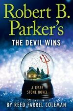 The Devil Wins Mystery Book  Robert Parker's by Reed Farrel Coleman HBDC