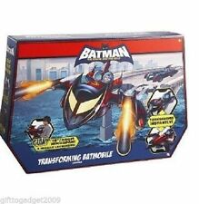 Batman The Brave and the Bold Transforming Batmobile Vehicle New & Sealed