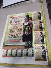 MB/ Rock Roll Concert Poster U-Roy Unbroken Chain