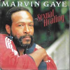 """45 TOURS / 7"""" SINGLE--MARVIN GAYE--SEXUAL HEALING / INSTRUMENTAL--1982"""