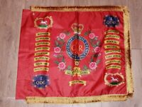 1st Queens Dragoon Guards 5/'x3/' Flag Welsh Cavalry British Military