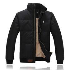 Mens Short Down jacket 90% Duck Down Parka Down Coat Casual jacket Winter Warm