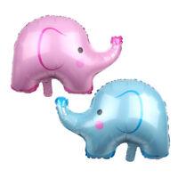 Carton Elephant theme Balloon Birthday Party Baby Shower Decorations Kids BH