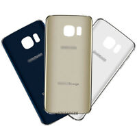 OEM Battery Cover Glass Housing Rear Back Door For Samsung Galaxy S6 Edge G925