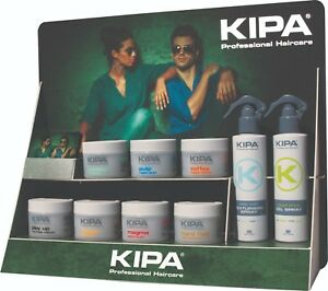 Kipa Hair styling product Magma toffee clay gum chaos Minted wax