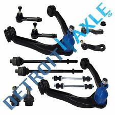 New 12pc Complete Front Suspension Kit for Chevrolet GMC Trucks 2WD 4x4 - 6-Lug