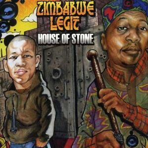 Zimbabwe Legit - House Of Stone (CD 2007) New/Sealed