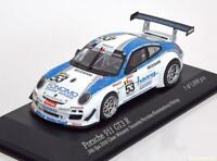 1:43 Minichamps Porsche 911 (997) GT3 R #53, Class Winner Spa 2010