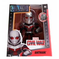 Captain America Civil War Antman 4 inch Diecast Figure Jada M61
