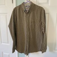 Columbia Sportswear Men's Multicolored Long Sleeve Button Down Shirt Size XL