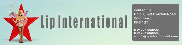 Lip International Greeting Cards