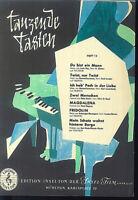 Tanzende Tasten Heft 11
