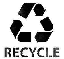 Recycle Stencil Durable & Reusable Plastic Stencil 7x7