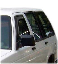 In-Channel Window VentVisor 2-Piece Smoke 2003-2010 Honda Element AVS 192725
