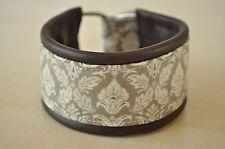 Hundehalsband/Windhundhalsband echt Leder, 5,5cm breit, nach Ihren Maßen