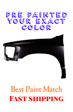 New PRE PAINTED Driver LH Fender for 2006-2009 Dodge Ram  w Free Touchup