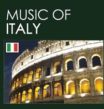 Angelo De Pippa & the Italian Musica - Music of Italy [New CD] Manufactured On D