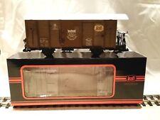 Spur G - Train, gedeckter Güterwagen, Günstigvariante! (original) Mit Optionen!