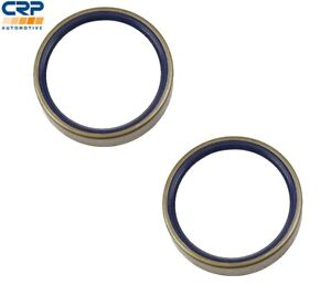 Fits Mercedes Benz R107 W115 W126 Set of 2 Rear Outer Wheel Seals CRP 0059971646